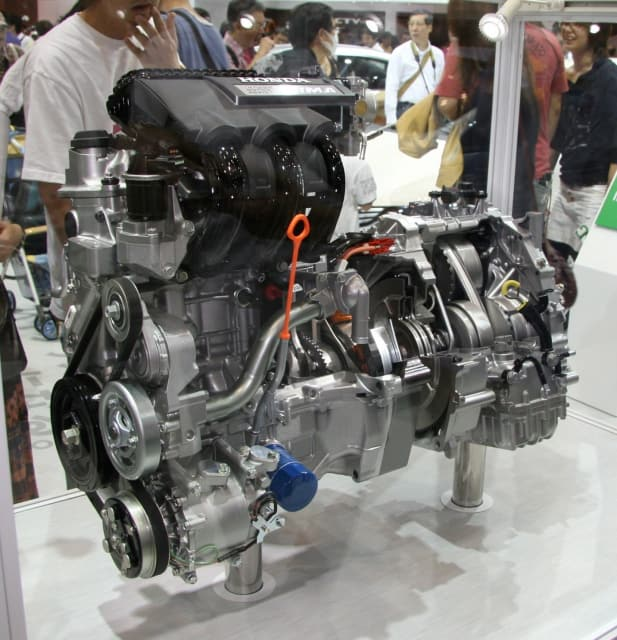 the new hybrid model will utilize the same two-motor hybrid powertrain  system currently used
