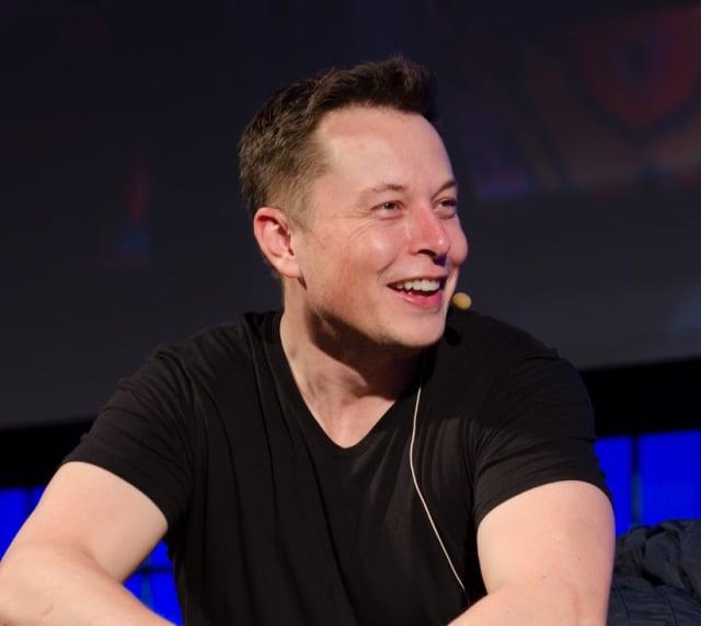 Elon Musk in 2013. (Image courtesy of Dan Taylor/Heisenberg Media.)