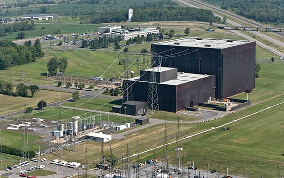 The Varennes Research and Testing Laboratories, located outside of Montreal, Quebec. (Image courtesy of CIGRE/IEC.)