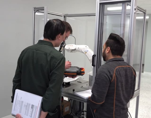 What I Learned at KUKA College: Robot Programming 1 Training Course