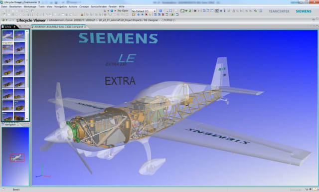 The Extra 330LE. (Image courtesy of Siemens AG.)