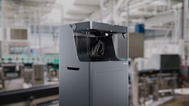 The Markforged X3. (Image courtesy of Markforged.)