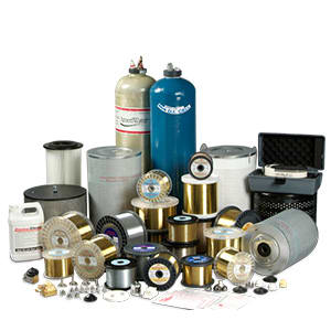 EDM consumables (Image courtesy of MC Machinery.)