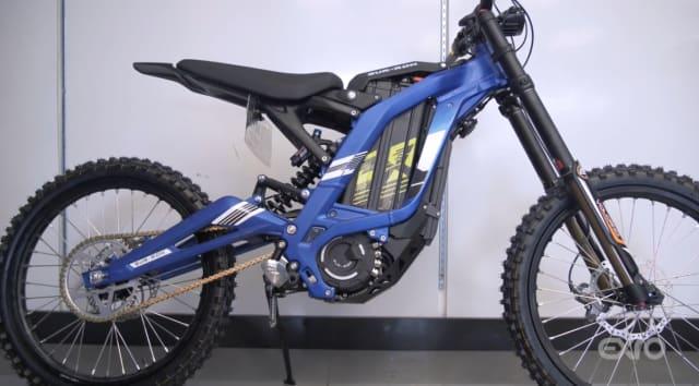 Motorino e-bike retrofitted with Exro technology. (Image courtesy of Exro.)