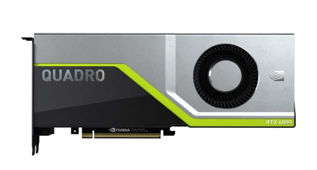 GPUs like NVIDIA's new Quadro RTX 6000 are silicon layered with tantalum and palladium transistors and capacitors for better storage on a smaller chip, which is perhaps the most interesting of the materials used for a GPU and RAM cards are made from a mind-boggling array of chemicals and copper, boron, cobalt, tungsten, for starters. There are many more elements that go into this sophisticated piece of hardware. (Image courtesy of NVIDIA).