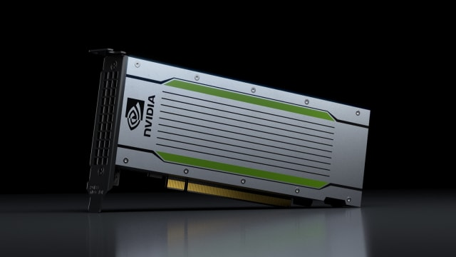 NVIDIA is marketing the T4 GPU as a universal GPU for AI workflows and graphics workflows in enterprise. T4 is coming to major OEMs, Dell, HP, Cisco, Lenovo, Fujitsu, Lenovo servers. NVIDIA worked with each company to test and optimize their server stacks. (Image courtesy of NVIDIA.)