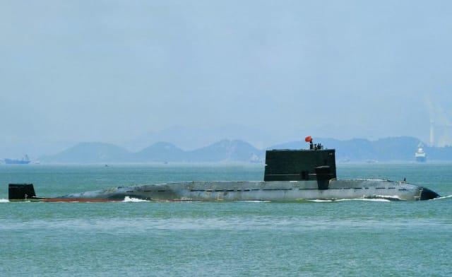 China's Yuan submarine.