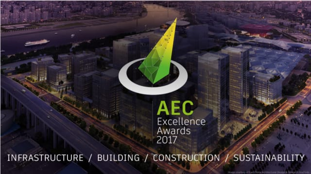 Autodesk Announces AEC Excellence Award Winners