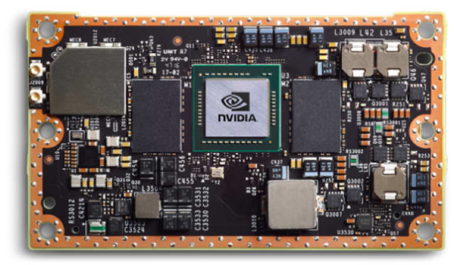 Pictured here is the NVIDIA Jetson TK1, which is built around NVIDIA Tegra K1 SoC and uses the same NVIDIA Kepler computing core, which is currently baked into many supercomputers around the world. (Image courtesy of NVIDIA.)
