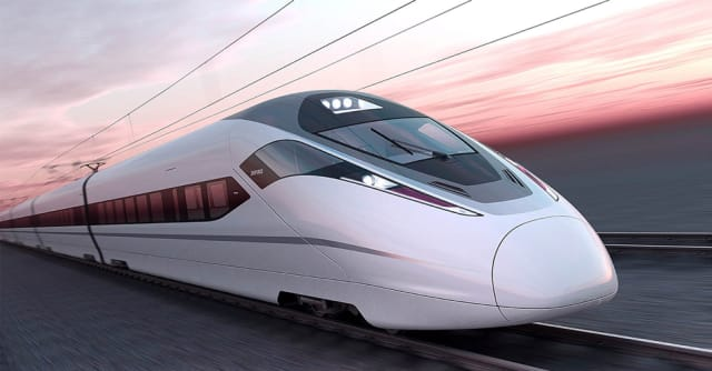 Image result for High-Speed Rail