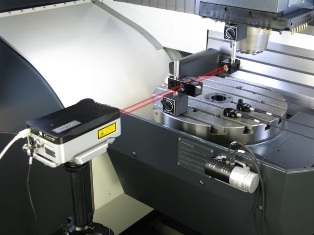 Interferometers use the interfere between waves, such as light, radio or sound, to make a measurement. (Stock photo.)