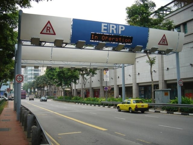 An ERP gantry. (Image courtesy of Wikimedia Commons.)