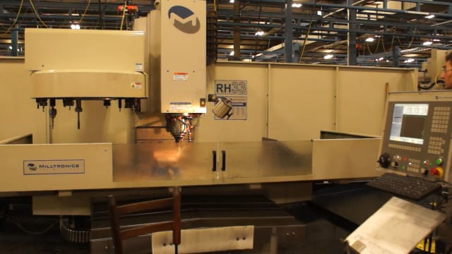 Machining at T.J. Snow. (Image courtesy of the author.)