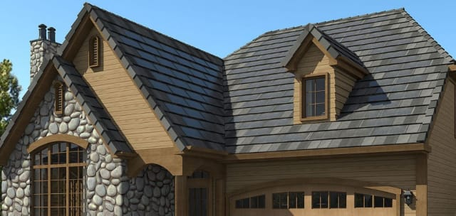 3 in 1 Roof with integrated PV