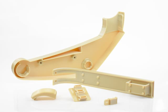 Producing and certifying flight-qualified interior components for original manufacture or aftermarket spares is simplified by the Stratasys Aircraft Interiors Certification Solution (Image courtesy of Stratasys.)