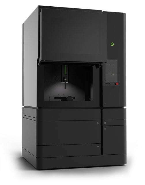 The VSHAPER 5AX 3D printer. (Image courtesy of VERASHAPE.)