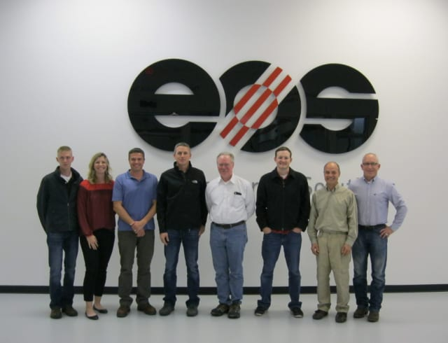 The Vulcan Labs Team. (Image courtesy of EOS.)