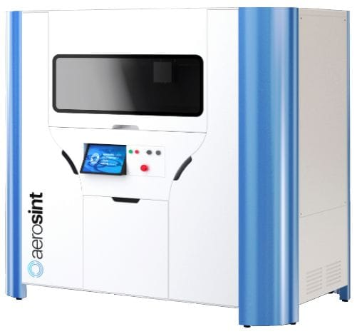 The yet-to-be-released Aerosint 3D printer. (Image courtesy of Fabbaloo.)
