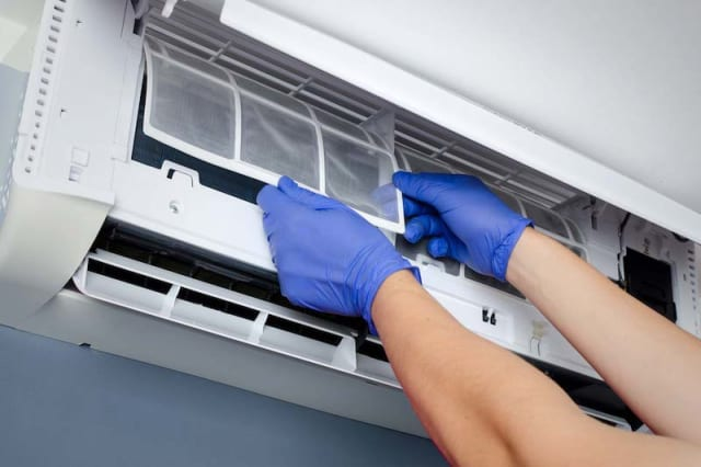 Indoor monitoring solution helps minimize spread of infection. (Stock image.)