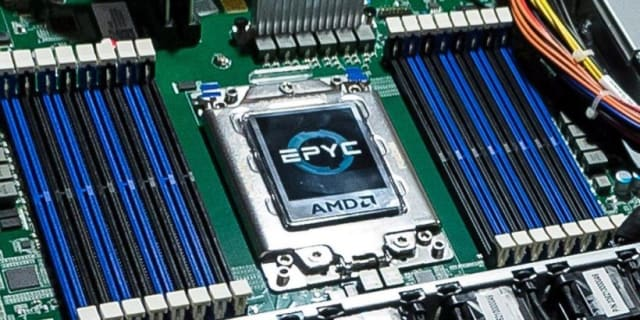 Reports have shown that Atos would be using up to 200,000 AMD Rome cores for high-performance computing (HPC) purposes in one supercomputer, thus highlighting the potential of AMD's EPYC Rome processor upgrades. Moreover, the US Department of Energy also tapped AMD for the development of their current supercomputer, which is called Perlmutter. AMDs 7nm EPYC Milan CPUS and NVIDIA's Volta- Next GPUs are under its hood. (Image courtesy of AMD.)