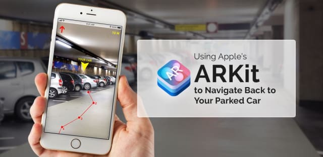 In 2015, Apple acquired Metaio for its augmented reality SDK, which is now the basis of ARKit, Apple's augmented reality API for iOS 11 and the impending iOS 12. (Image courtesy of Apple.)