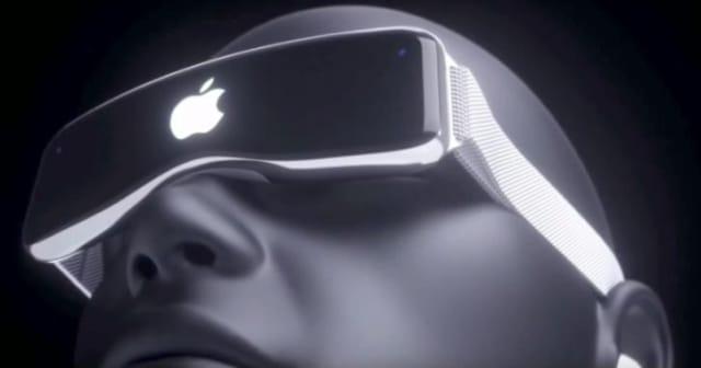 هدست اپل با قابلیت های واقعیت افزوده ( AR ) و واقعیت مجازی ( VR )