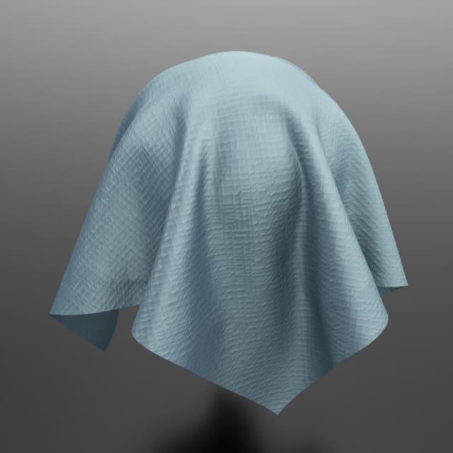 Digital fabric sample. (Image courtesy of Bru Textiles.)