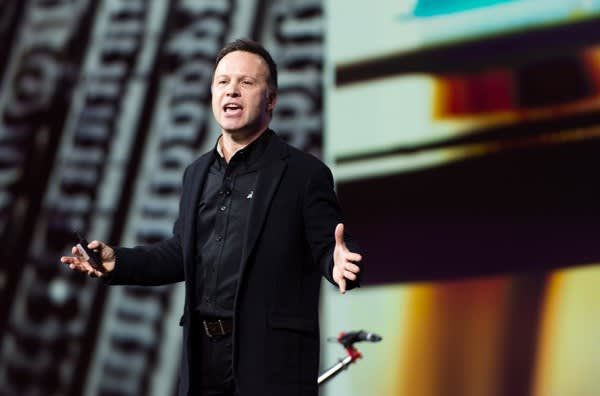 Moore's law is dead, says Bassi, quoting NVIDIA's Jensen Huang. Instead, the computing power comes through all the data centers that now replace the perception of the computer itself.