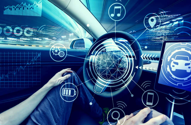 Tech Trends 2019: Driverless Cars, Artificial Intelligence