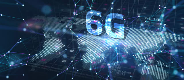 6G will bring the next hyper-connected experience. (Stock image.)
