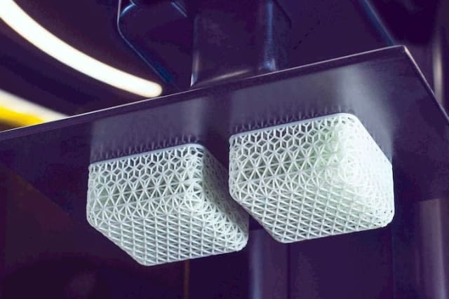A 3D print made from Carbon's EPU material - now at reduced cost [Source: Carbon]