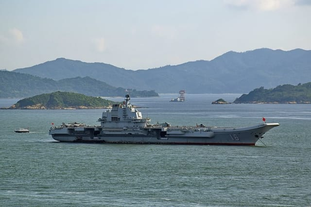 Can China's Navy Match the U S  Fleet? > ENGINEERING com