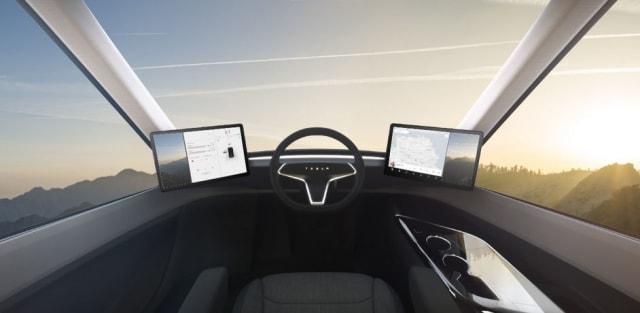 Tesla S Electric Semi Is A Mega Truck Engineering Com
