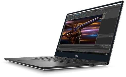 The Dell Precision 5540. (Image courtesy of Dell.)