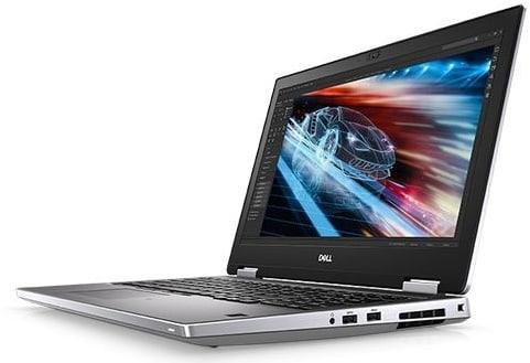 The Dell Precision 7540. (Image courtesy of Dell.)