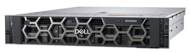 The Dell 7920 Rack. (Image courtesy of Dell.)