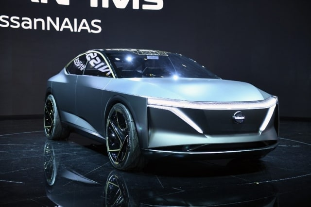 The Nissan IMs concept. (Image courtesy of Nissan.)