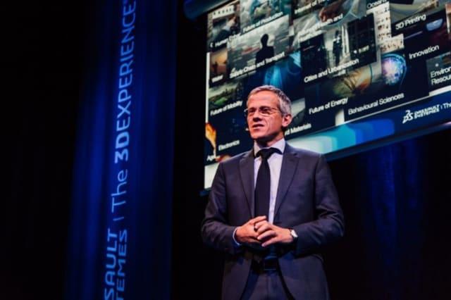 Olivier Ribet, Dassault's head of the EMEAR region.