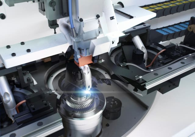 Laser Welding The Secret Weapon For Vehicle