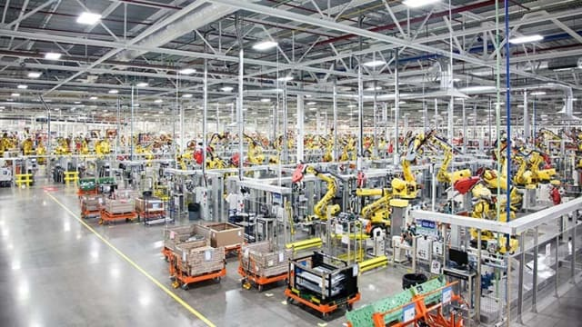 Sterling Heights Assembly Plant (Image courtesy of FCA.)