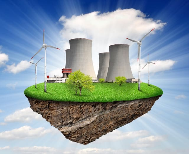 Nuclear energy may be the answer to growing demands for energy and still allow for our current standard of living, says Frank Baldesarra, CEO and co-founder of engineering.com. (Stock picture)