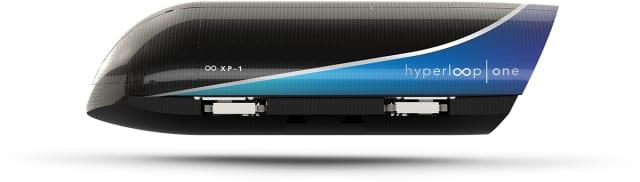 yperloop cars look fast. PIcture from Hyperloop site.