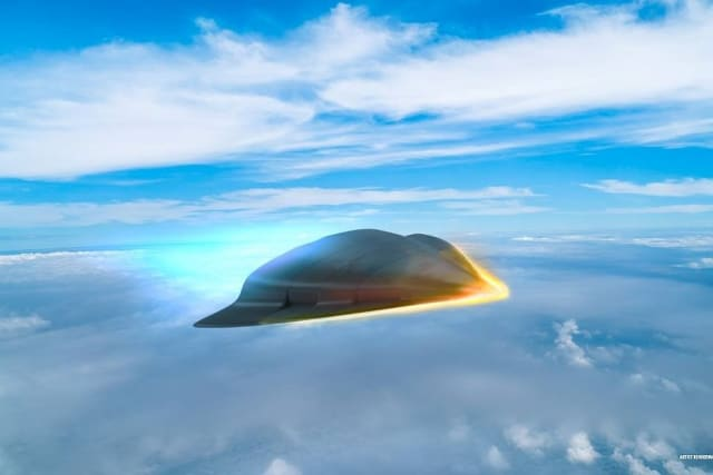 Image result for raytheon and darpa new hypersonic jet