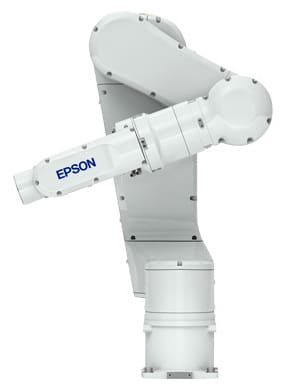 The Flexion N6 6-Axis robot. (Image courtesy of Epson.)