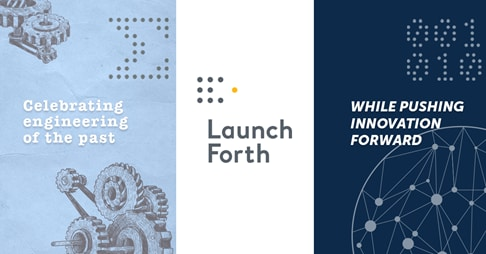 Launch Forth leverages a community of creators to solve engineering problems, such as how to house the planet or build houses on Mars. (Image courtesy of Launch Forth.)