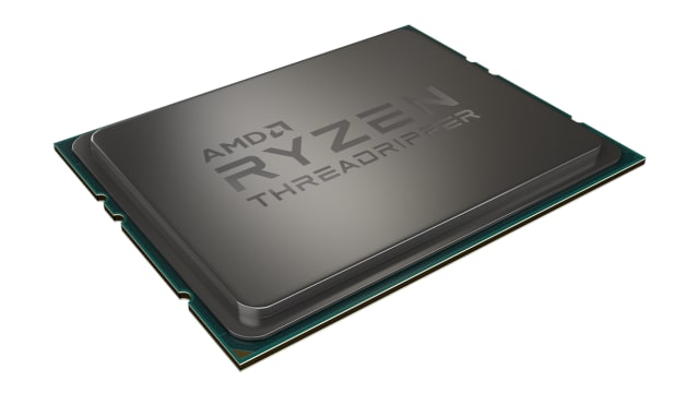 Both the Ryzen and newly released Ryzen Threadripper CPUs are getting solid critical praise from the reviewing community. (Image courtesy of AMD.)