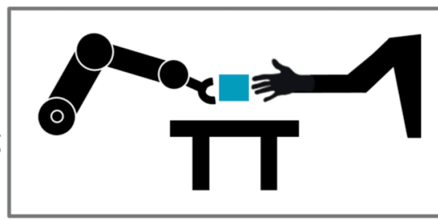 New standards will address human-robot collaboration within shared workspaces. (Image courtesy of RIA and Clarissa Carvalho, Robot Safety Webinar.)
