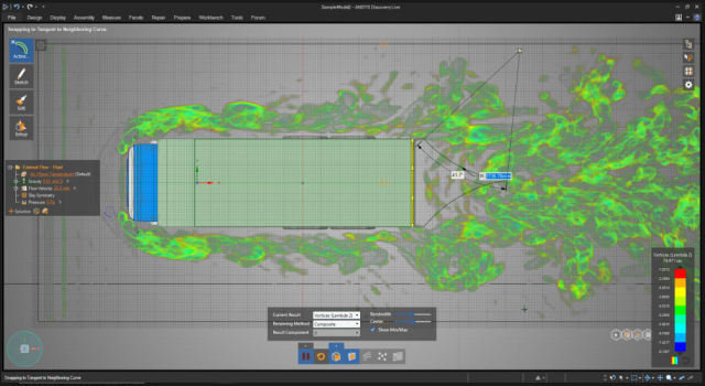 Real-time simulation is coming to Creo. (Image courtesy of Phillip Keane.)