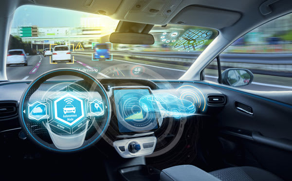 Turning Autonomous Cars into Robot Traffic Managers