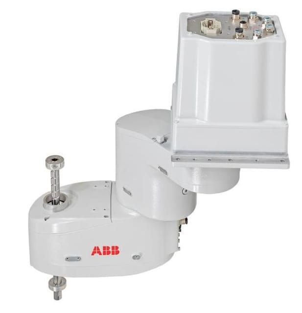 IRB 910INV SCARA robot. (Image courtesy of ABB.)